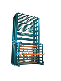 Roll Out Rack For Sheet Metal A Manufacturer Of Sheet